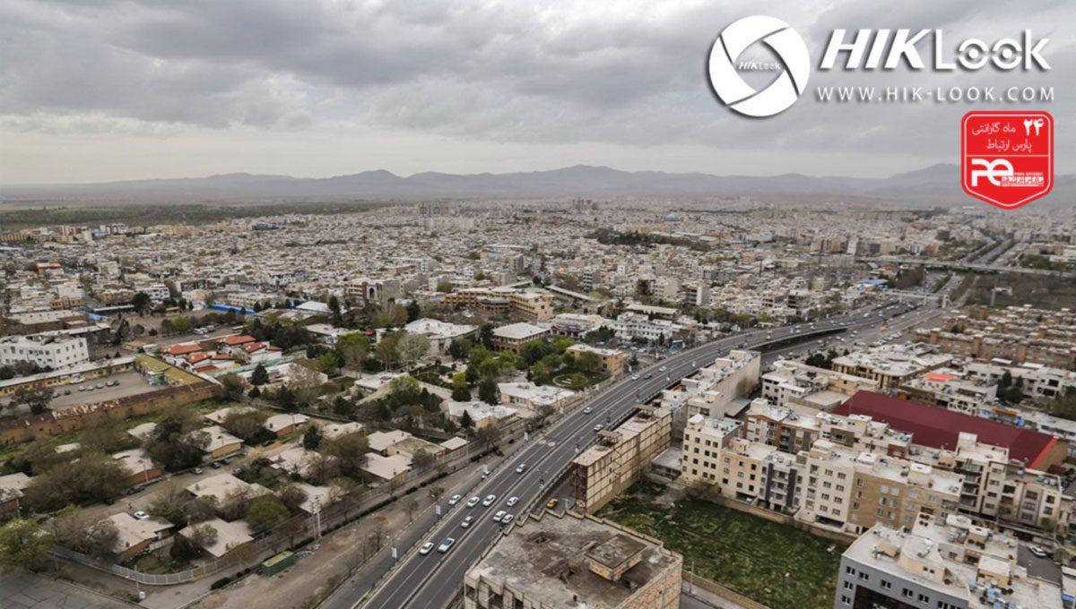 نمایندگی هایلوک در قزوین | نمایندگی هایک ویژن در قزوین