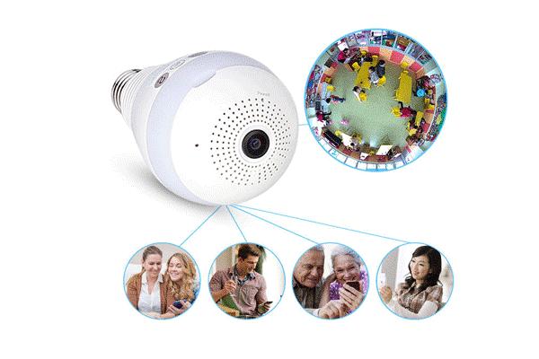 دوربین لامپی چیست؟