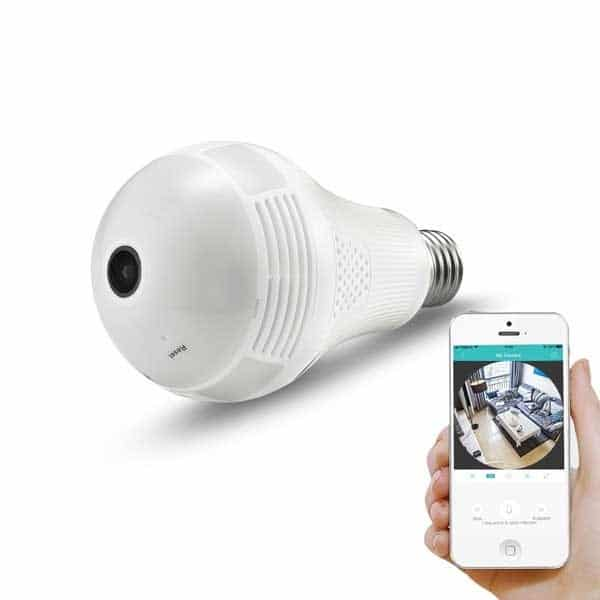 مشخصات مربوط به دوربین لامپی چیست
