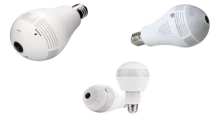 مزیت استفاده از دوربین لامپی چیست